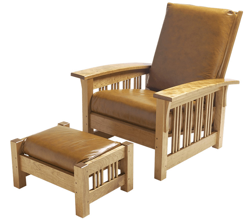 Southern_Joinery_Morris_Chair_With_Ottoman-e1437051201564